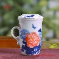 景德镇陶瓷茶杯礼品定制