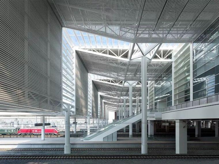 杭州铁路南站竣工 gmp在国内第二座交通建筑落成_4