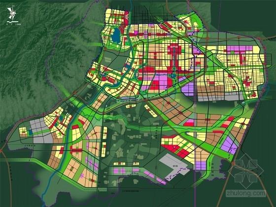 [山西]CBD核心旅游城市重点地段设计方案