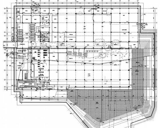 [安徽]某博物馆给排水施工图