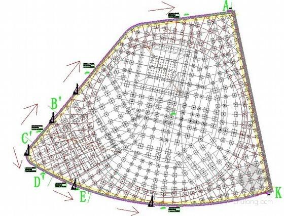 [江苏]15米深基坑灌注桩加混凝土内支撑支护施工方案(专家论证)