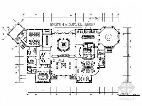 [大连]西班牙风情售楼处室内装修图(含效果)