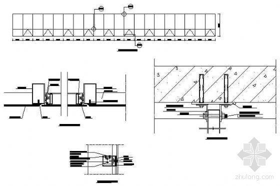 玻璃幕墙节点图-4