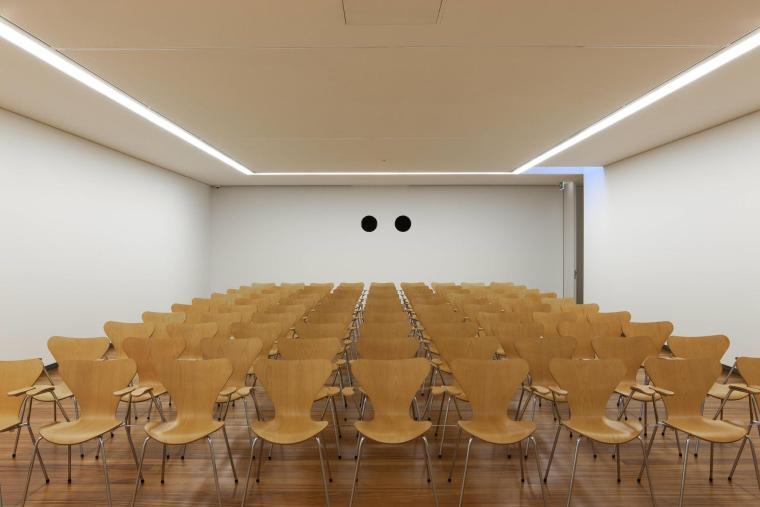 葡萄牙MiguelTorgaSpace文化中心_16