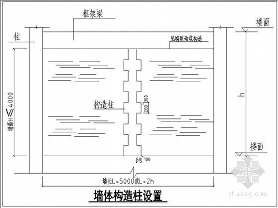 [安徽]高层商业楼砌体结构工程施工方案(加气混凝土砌块)