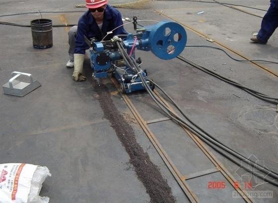 山东某原油储罐工程焊接施工方案(外环梁式圆形基础  自动焊)