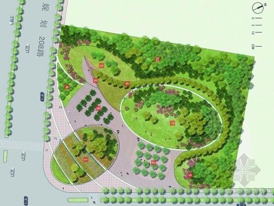 [黑龙江]城市新区科技创新城产业园区部分地区景观设计方案