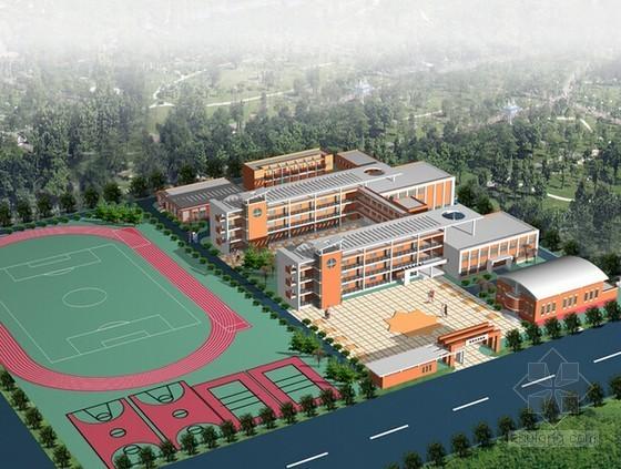 [安徽]地址学校实训教学综合楼建设工程招标文件