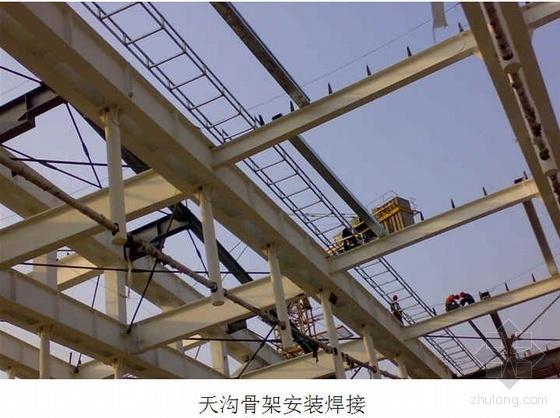 福建某火车客运站金属屋面系统安装方案(玻纤沥青瓦 阳光板)
