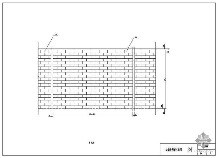 各种加筋土挡墙标准设计图集_2