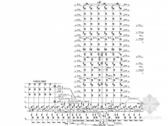 [海南]高层办公楼及商铺给排水消防施工图