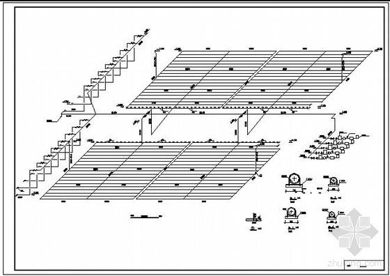 水解池CASS池施工图