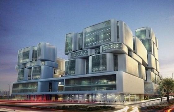 [深圳]知名超高层大厦空调通风设计全套施工图104张(大院图纸,冰蓄冷系统)