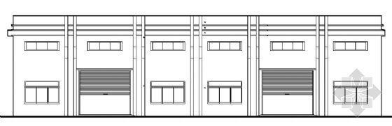 仓库建筑施工图