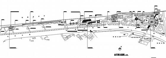 [江苏]运河河滨公园景观设计施工图