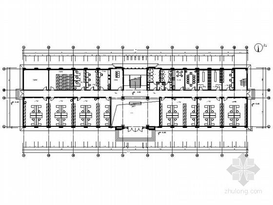 [大连]机电专业管理高科技公司办公楼装修设计方案