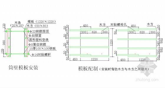 [江苏]电厂工程干灰库工程施工方案