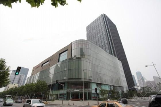 [上海]超高层综合商务楼工程质量创优汇报(鲁班奖,超深基坑)