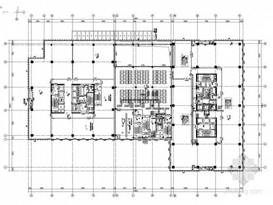 超高层工业大厦空调通风及人防工程设计(甲院出品 含机房和负荷计算书)