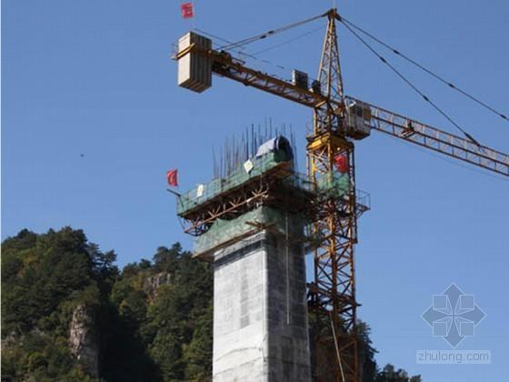 大桥主墩滑模安全专项施工方案