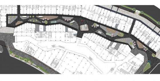 [福州]广场商业街景观深化设计方案(知名公司设计)