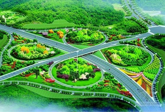 [安徽]公路桥绿化设计施工总承包招标文件