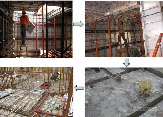 建筑工程铝合金模板安装流程及技术规范图文讲解