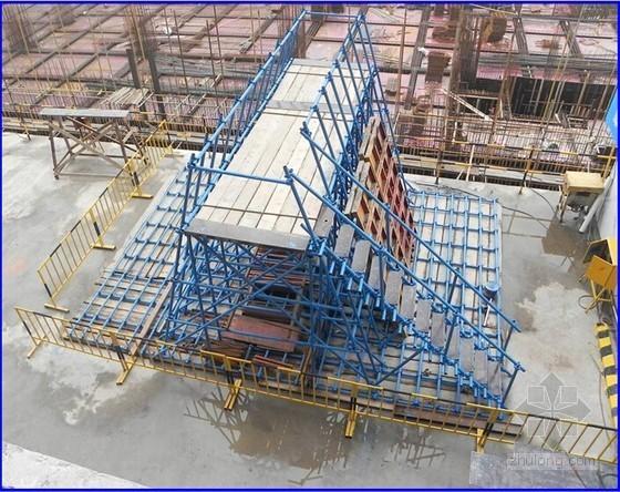 [陕西]高层住宅小区项目施工样板策划方案(附图较丰富)