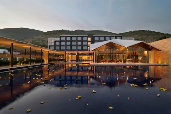 万漪景观分享--Dasavatara 酒店