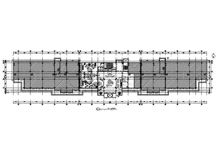 [内蒙古]高端时尚奢华酒店设计施工图(含效果图)