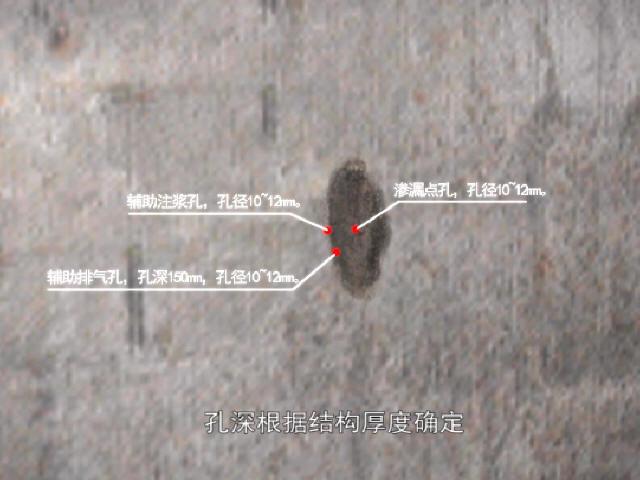 混凝土结构主要缺陷修补技术交底可视化动画演示(10分钟)