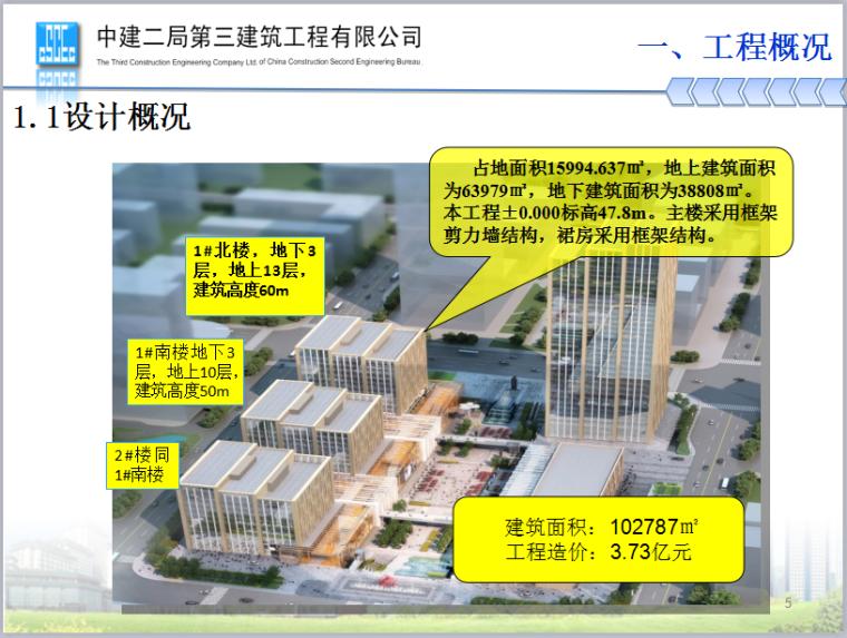 1号办公商业楼等3项工程第四批全国建筑业绿色施工示范工程过程检查汇报_1