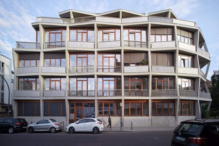 德国多元共存的住宅