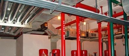 管道安装中常用的支吊架如何选用?_1