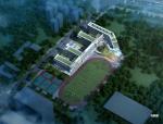 [广东]某第二初级中学建筑方案设计文本