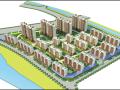 上海青浦新城62A-02A地块住宅建筑设计方案文本