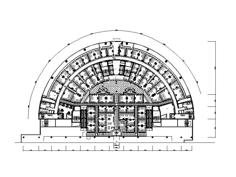 整套时尚KTV歌城设计施工图