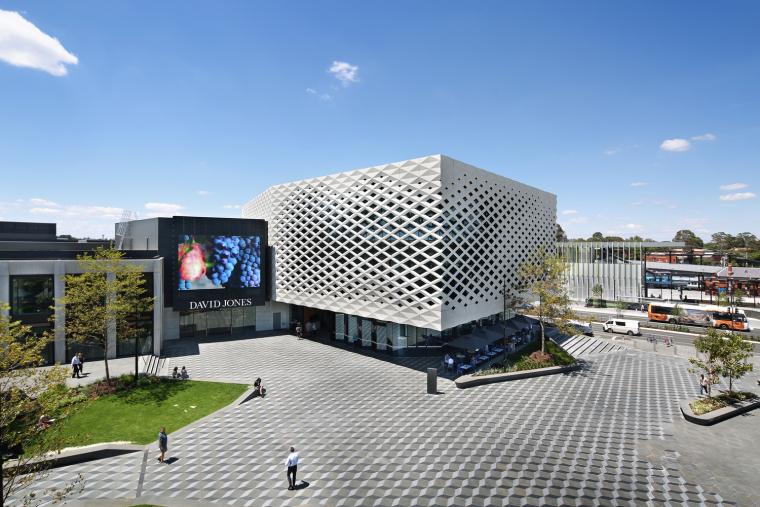 澳大利亚令伍特商业中心-2