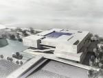 云南省博物馆新馆规划设计(含cad+效果图+设计文本等)