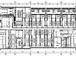 民发办公楼设计施工图(附效果图+材料表)