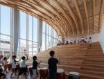 BIM国际案例——日本山鹿小学