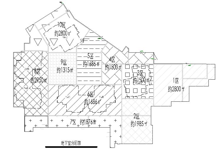 高层住宅楼大体积混凝土专项施工方案(混凝土剪力墙结构)