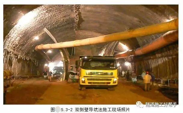 隧道开挖方法及注意事项_12
