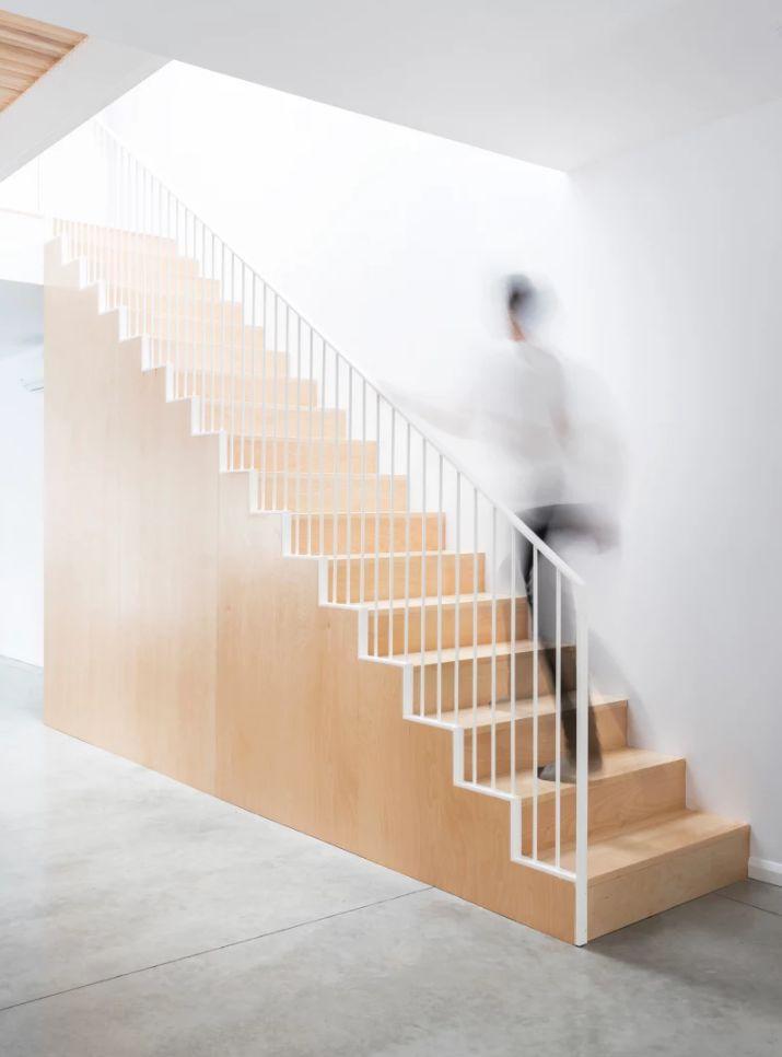 楼梯设计,从材料到尺寸都在这_11