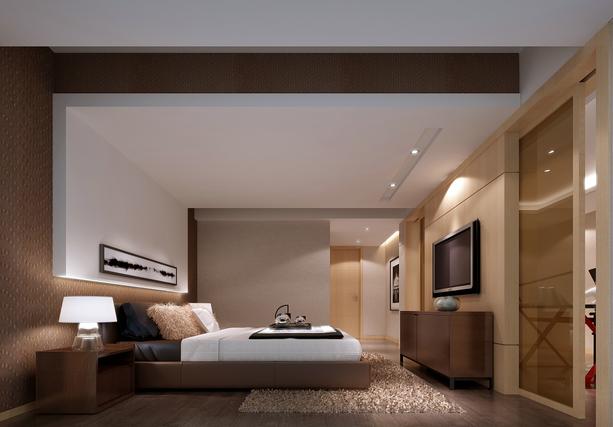【福建】建欧现代风格别墅设计CAD施工图(含效果图)_8