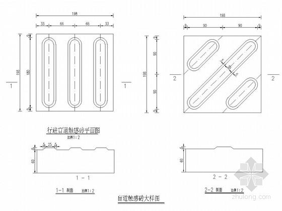 [天津]城市主干道工程全套设计图(42张)