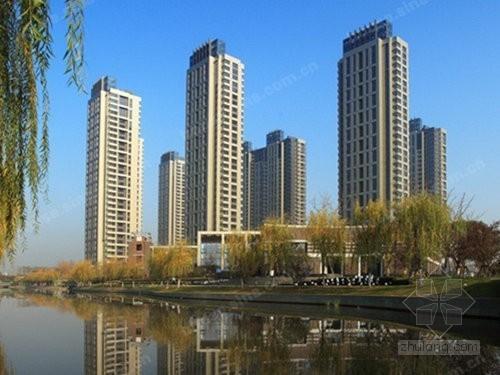 [南京]高层住宅区工程监理规划(9栋31层建筑、框剪结构、附流程图)