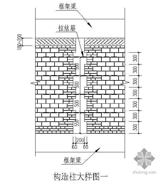 重庆某高层住宅楼空心砌体填充墙施工方案