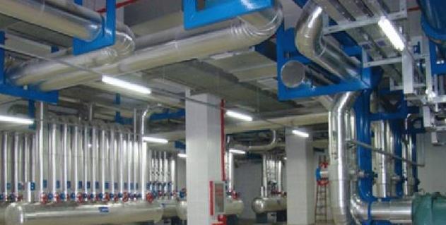 VAV中央空调建模资料下载-中央空调制冷站控制策略分析