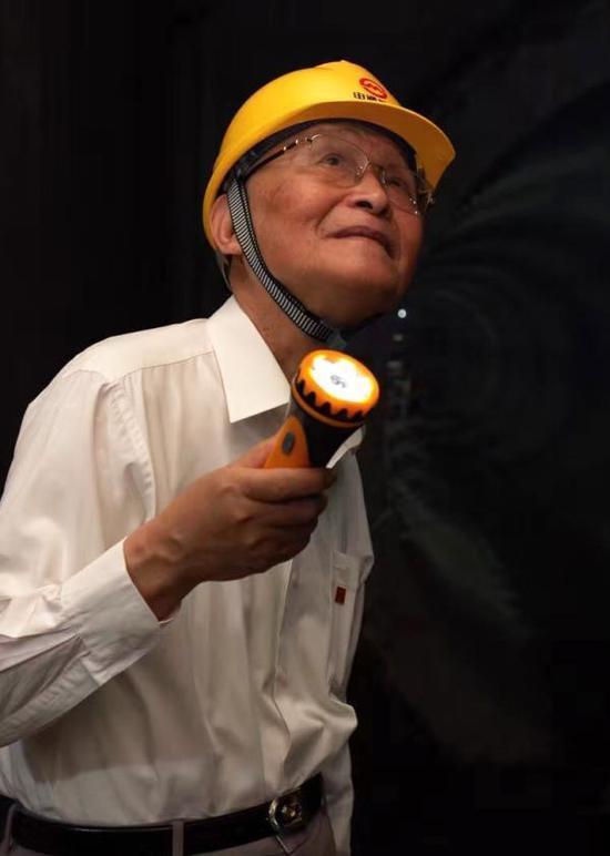 """上海地下工程建设事业的""""老兵""""刘建航院士逝世享年88岁"""